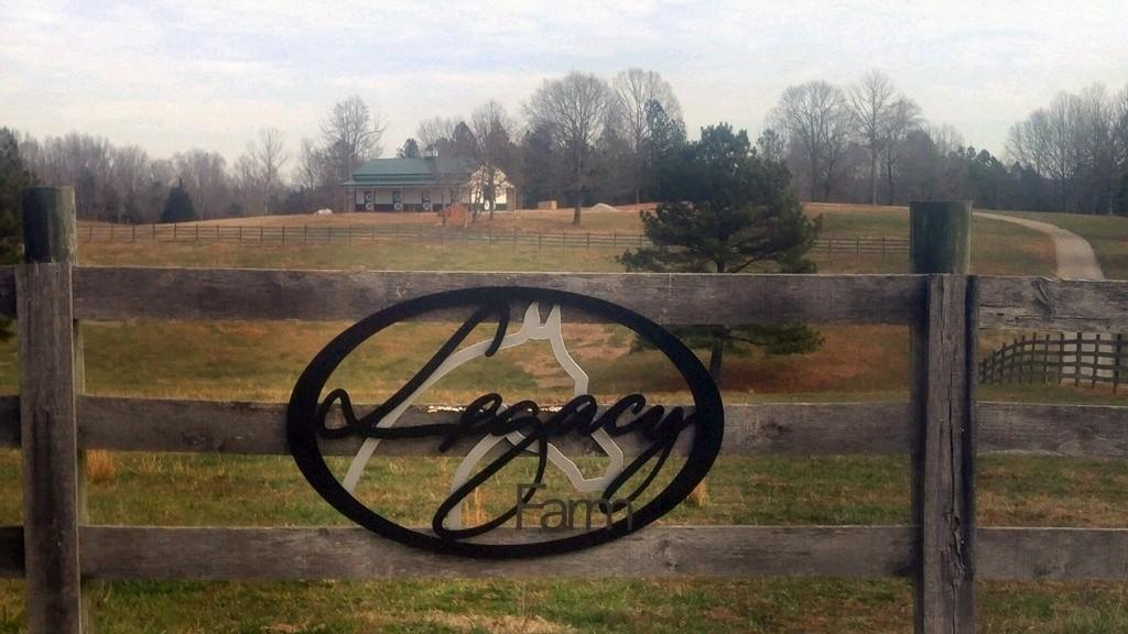 Custom Farm Signs All Unique To Your Farm By Alabama