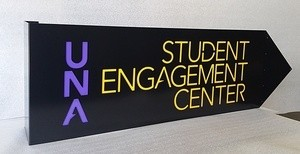 una-student-engagement-center-layered-sign-alabama-metal-art-1