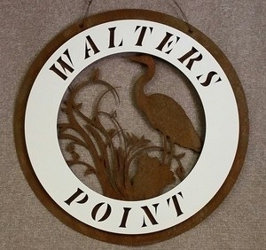 walters-point-custom-metal-lake-house-sign-alabama-metal-art