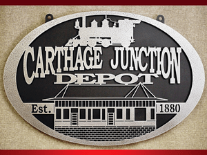 Carthage Junction Depot