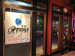 Gaijin Ramen Shop