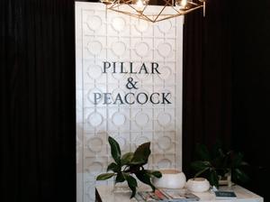Pillar & Peacock