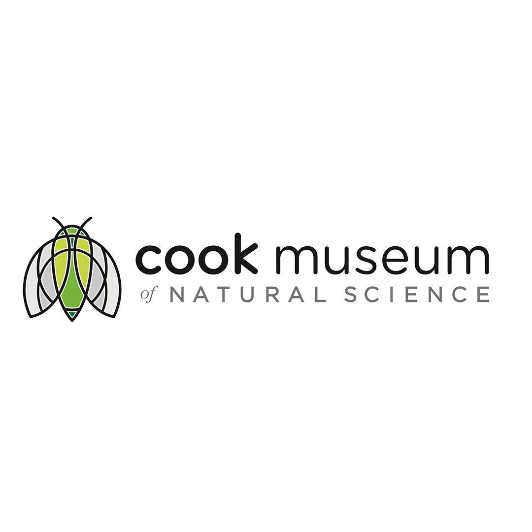 Cook Museum of Natural Science Logo